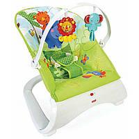 Массажное кресло Тропические друзья Fisher-Price (CJJ79)