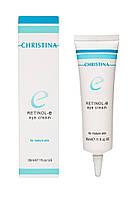 Крем с ретинолом для зрелой кожи вокруг глаз Кристина, Christina Retinol Eye Cream + Vitamins A, E & C, 30 мл.