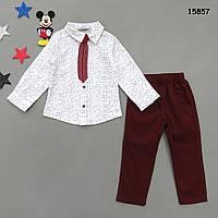 Нарядний костюм для хлопчика. 92, 98 см