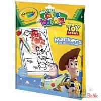 Раскраска история игрушек Crayola 5025123105376