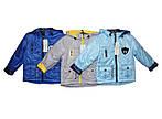 Куртки детские для мальчика демисезонные Томас