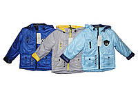 Куртки детские для мальчика демисезонные Томас , фото 1