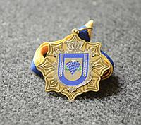 Медаль контурная двухдетальная