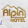 Машинная вышивка логотипа, фото 3