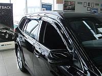 Дефлекторы окон (ветровики) Subaru Outback 10-