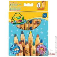 Набор карандашей с красного дерева Crayola 5010065036789