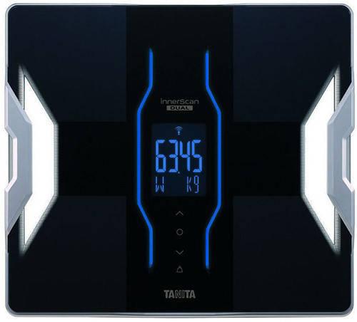 Смарт-ваги / Аналізатор Tanita RD 953 Black, фото 2