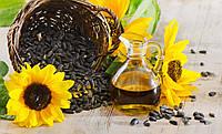 Олія соняшникова нерафінована (домашня)