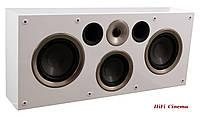 TAGA Harmony AZUR OW-80 LCRS High Gloss White навісна настінна акустика LCR типу біла