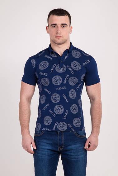 Мужская футболка ПОЛО Versage