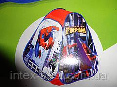 Палатка детская Человек паук SX-014