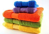 Махровые изделия (полотенца, халаты, простыни )
