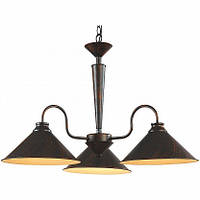 Подвесная люстра Arte Lamp Cone A9330LM-3BR, фото 1
