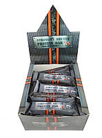 Strong FIT Protein Bar 36% 60 g (Чорний шоколад)