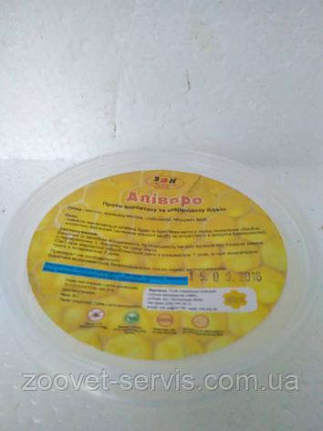 Препарат против варроатоза и акарапидоза пчел АПИВАРО 30г, фото 2