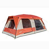 Шестиместная двухслойная туристическая палатка Эврика 1610