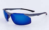 Очки спортивные солнцезащитные 1297 (серый)