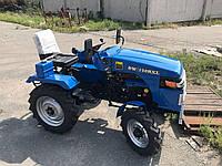 Трактор DW 150RXL (з фрезою)