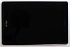 Оригинальный дисплей (модуль) + тачскрин (сенсор) с серебристой рамкой Asus ZenPad S Z580 Z580C Z580CA черный