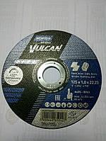 Круг отрезной  Norton Vulcan 125x1.2