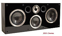 TAGA Harmony AZUR OW-80 LCRS High Gloss Black навісна настінна акустика LCR типу чорна