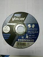 Круг отрезной  Norton Vulcan 125x1.0