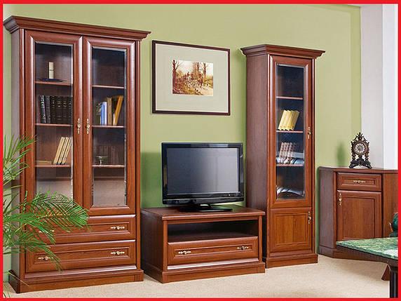 Витрина-шкаф Кантри 2Д Ск/430  (Світ Меблів), фото 2