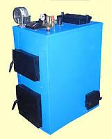 Твердотопливный котел УкрТермо серия 300 мощностью 97 кВт