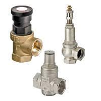 Редукторы давления и предохранительные клапана