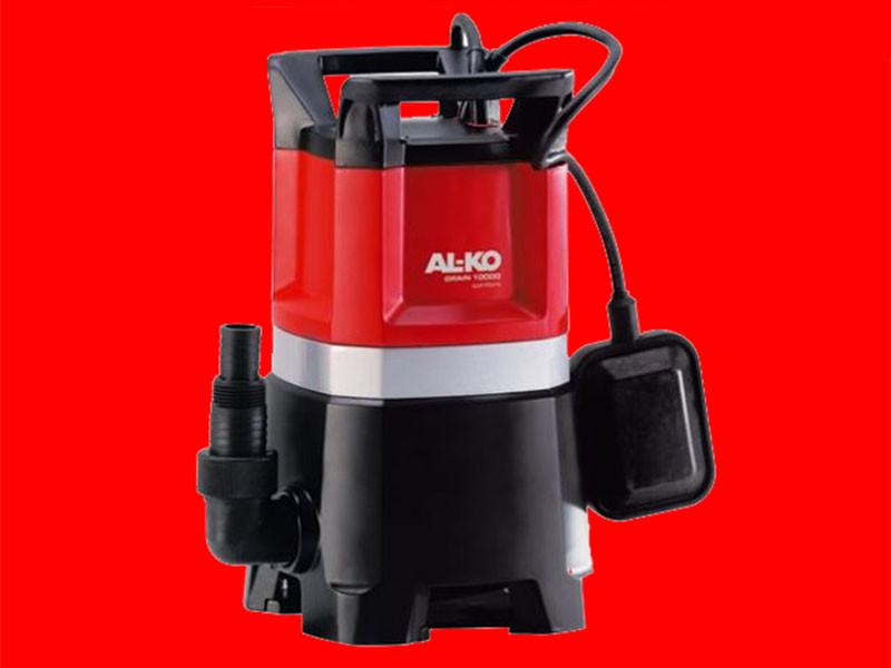 Дренажный насос для грязной воды AL-KO Drain 12000 Comfort