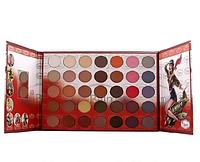 Набор теней The Balm Cosmetics Ternika 4 красные (35 цветов)