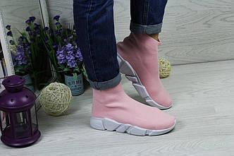 Кроссовки женские Balenciaga розовые