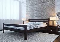 Кровать деревянная полуторная Элегант