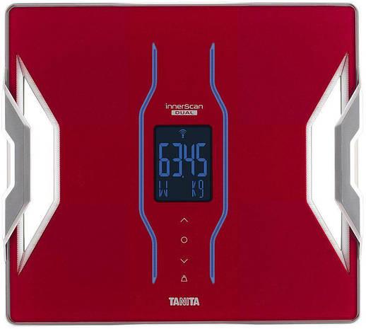 Смарт-ваги / Аналізатор Tanita RD 953 Red, фото 2