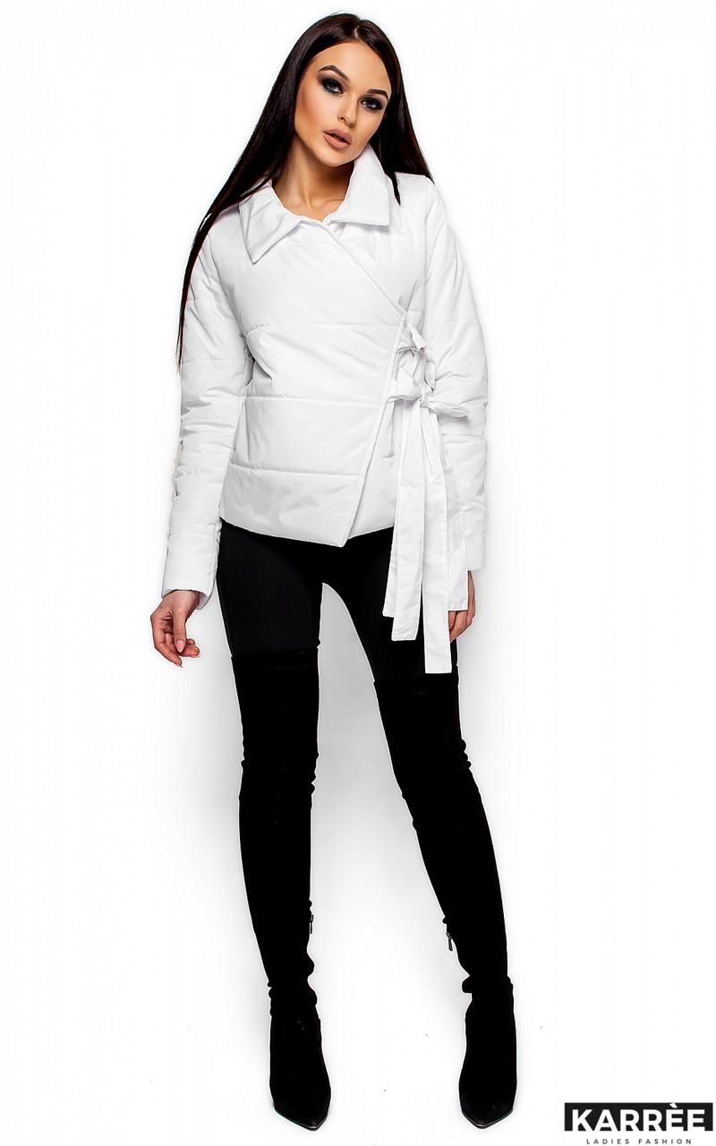"""Женская демисезонная куртка """"Флер 3"""""""