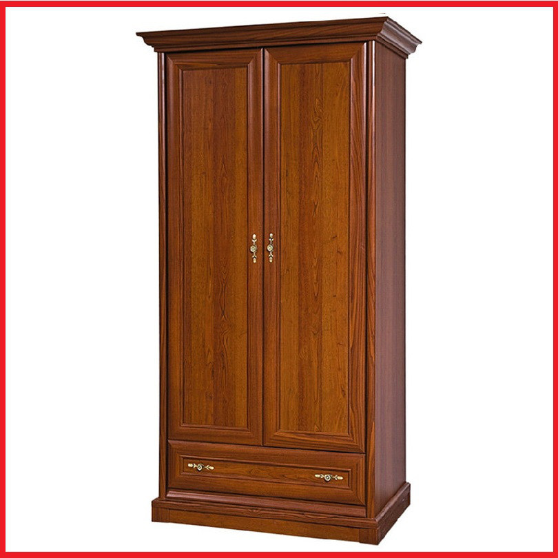 Шкаф  Кантри 2Д / 650  (Світ Меблів)