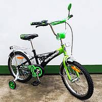 """Детский двухколесный велосипед 18"""" EXPLORER"""