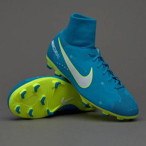 Футбольные бутсы Nike JR Mercurial Victory VI DF NJR FG  продажа ... 772800121310f