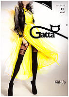 Колготки Gatta Girl Up 13 имитация чулка. Розница и опт.