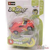 Автомодели серии GoGears «Покорители скорости» (ассорти, инерц. механизм) Bburago 4893993302703