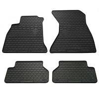 Резиновые коврики Stingray для AUDI A4 (B9) 15-