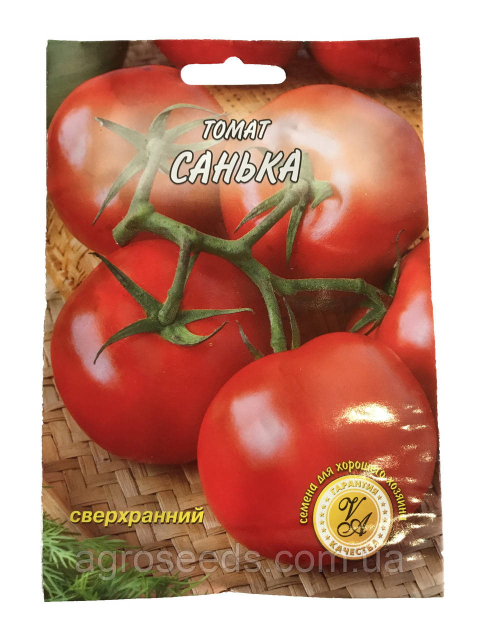 Семена томата Санька 3 г