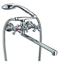 Смеситель для ванны Zerix D4Q