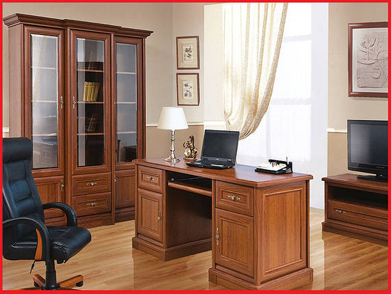 Витрина-шкаф  Кантри 3Д /Ск  (Світ Меблів), фото 2