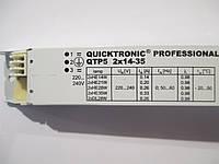 Балласт электронный Osram QTP5 2x14-35W/220-240V