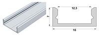 Профиль ЛП7-с20-AL 4595