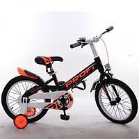 Велосипед детский PROF1 18д. W18115-4 Original,черный, фото 1