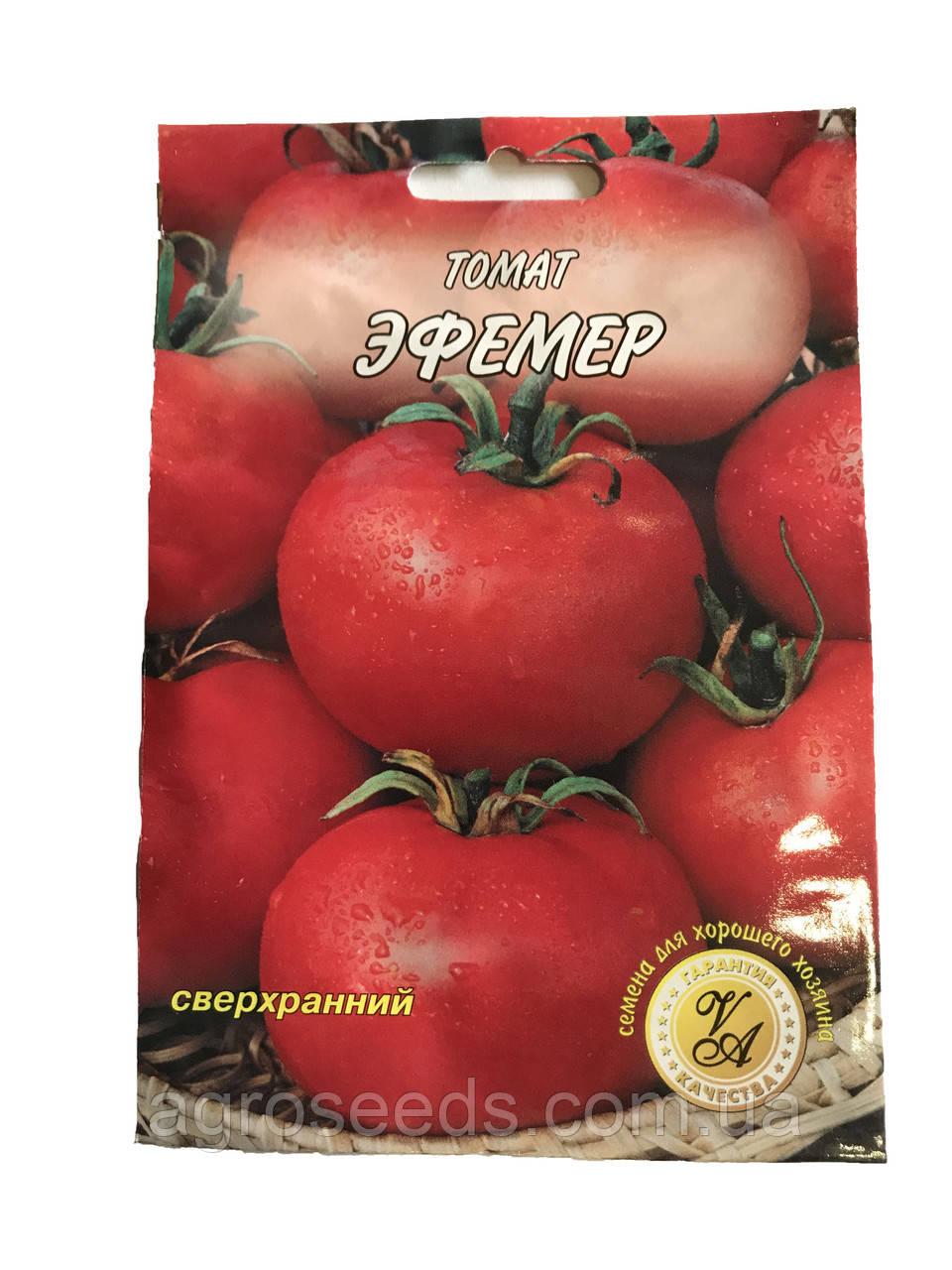Семена томата Эфемер 3 г