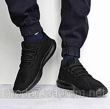 Мужские кроссовки реплика Adidas Tubular Shadow Knit 2018, фото 3