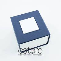 Подарочная коробка для часов blue (06608)